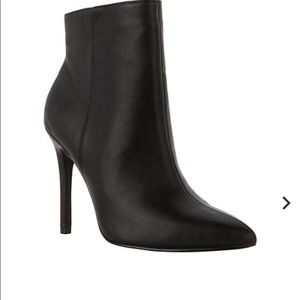 Brand New Charles David Black Ankle boots